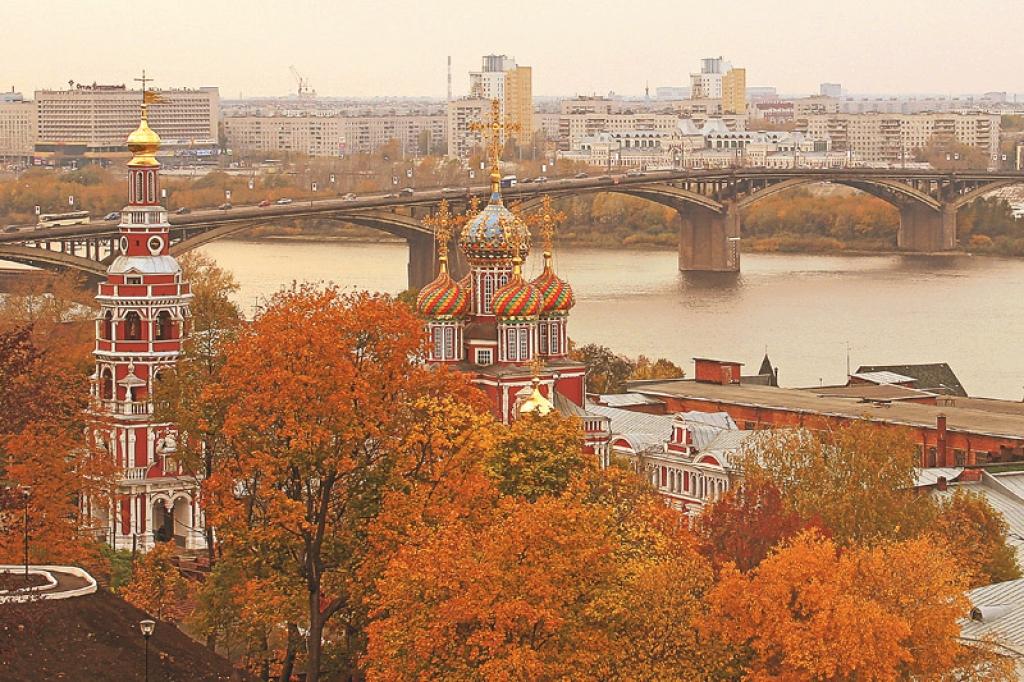 Нижегородские панорамы