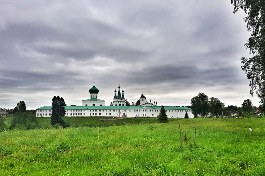 Поездка в Александро-Свирский, Введено-Оятский и Покрово-Тервенический монастыри