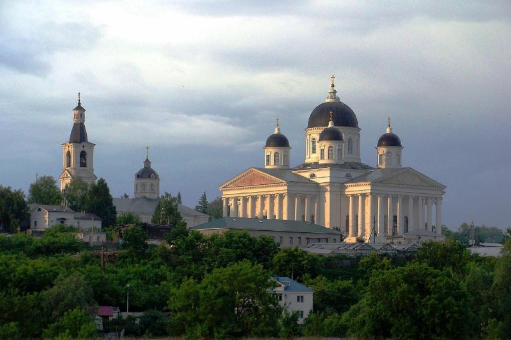 Нижний Новгород, Арзамас, Дивеево