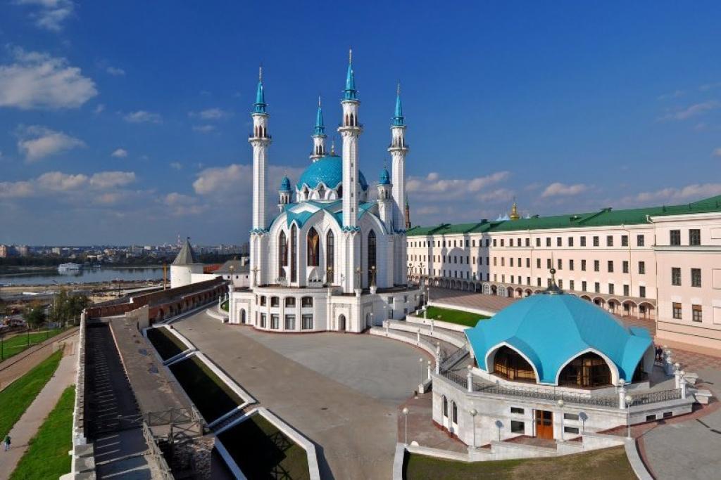 Удиви меня, Казань! LIGHT (август-сентябрь)