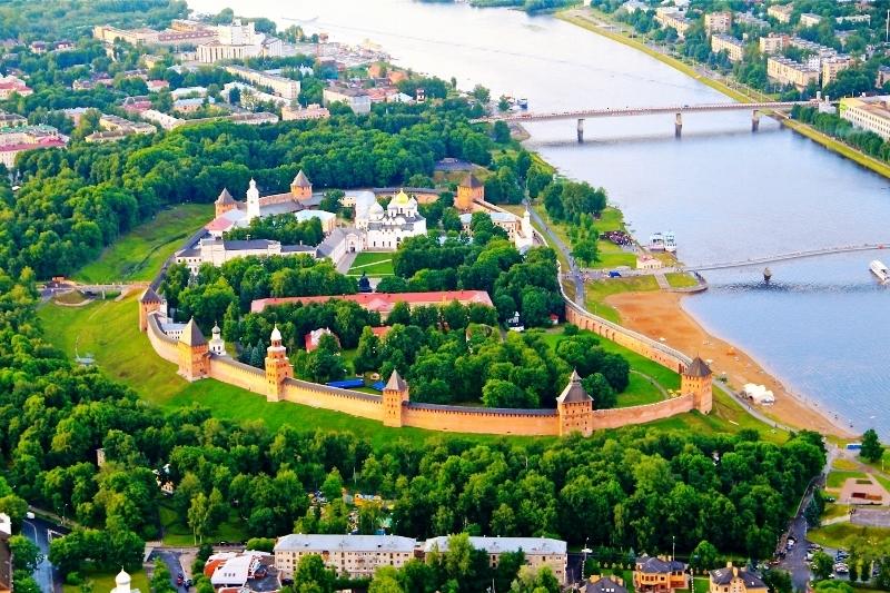 Великий Новгород. Классика (+ж/д)