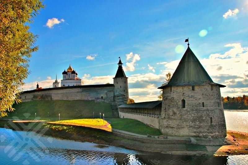 Экскурсия в Псков - Изборск - Печоры