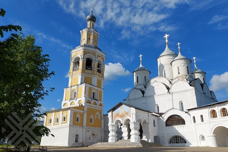 Православные святыни земли Вологодской