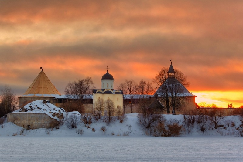 Древняя столица Руси (Старая Ладога)