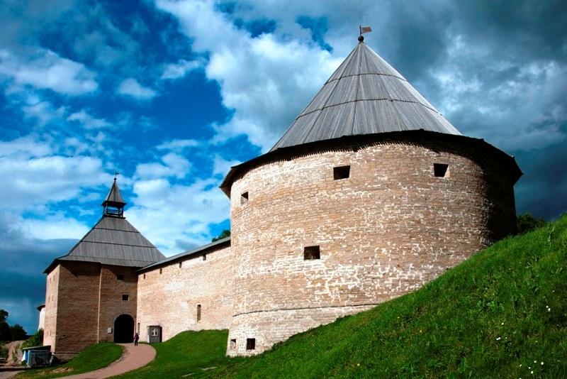 Старая Ладога + Николо-Медведковский монастырь
