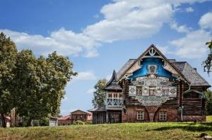 Романтика дворянских поместий земли Смоленской