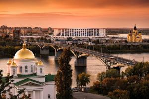Нижний Новгород, Болдино