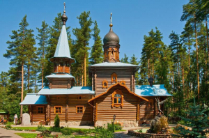 По храмам Карельского перешейка