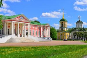 Ожерелье московских усадеб