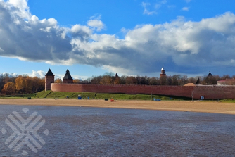 """Великий Новгород + Старая Русса  на """"Ласточке"""""""