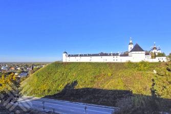 Врата Сибири: Тюмень - Тобольск